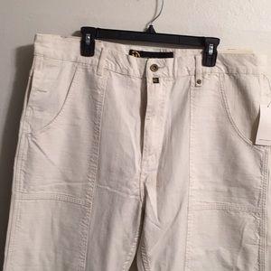 Nautica Jeans white NWT size 40x32